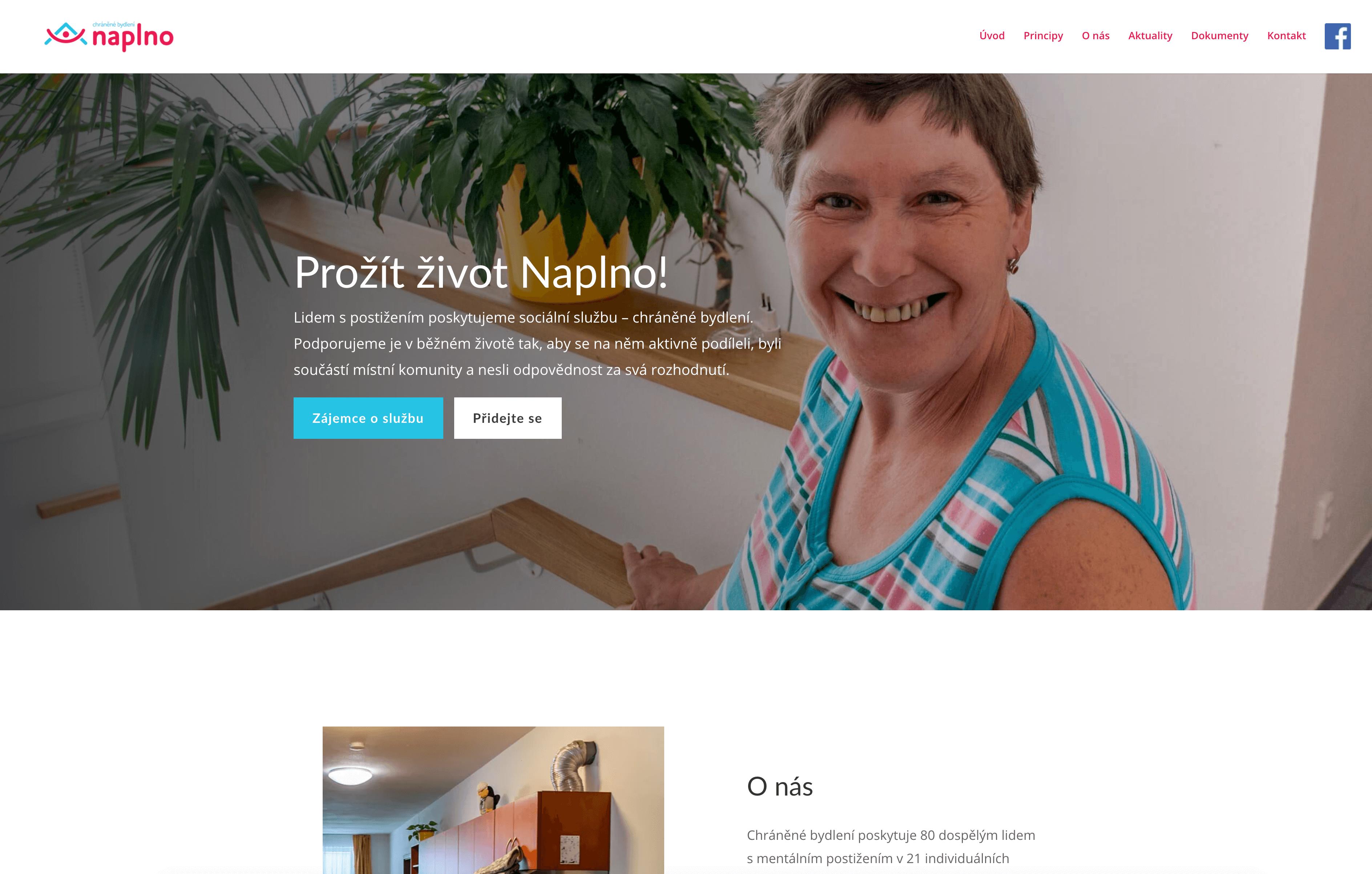 Máme nové webové stránky